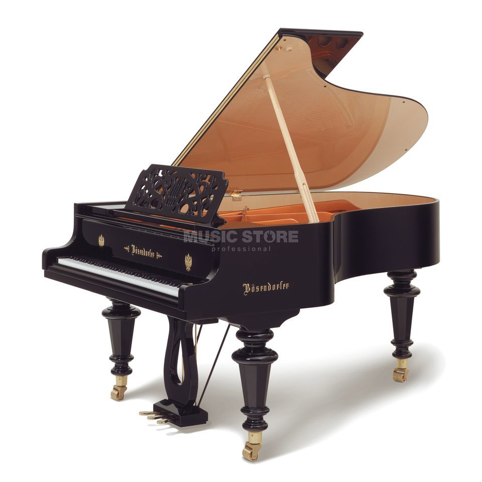 Bösendorfer Grand  Model 200   J.Strauss Black polished Produktbillede