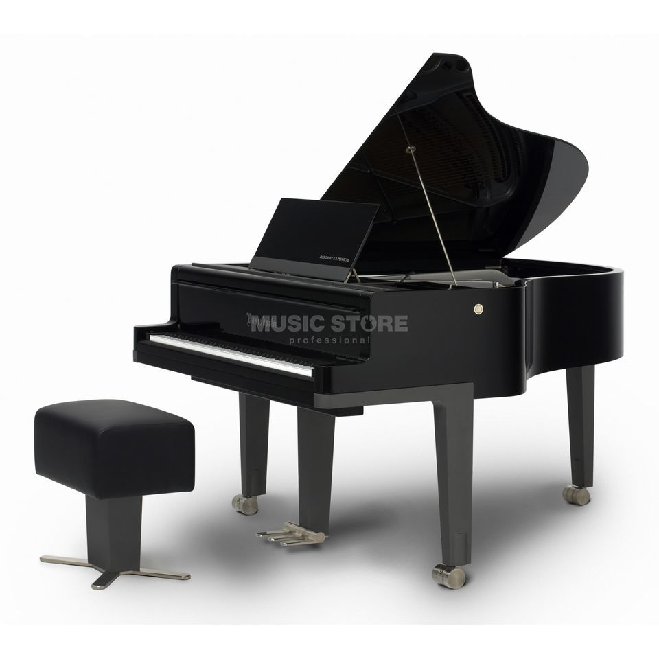 Bösendorfer Grand Model 214 Porsche Design by F.A. Porsche Produktbillede