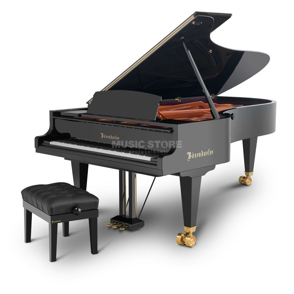 Bösendorfer Grand Model 280 Black polished Produktbillede