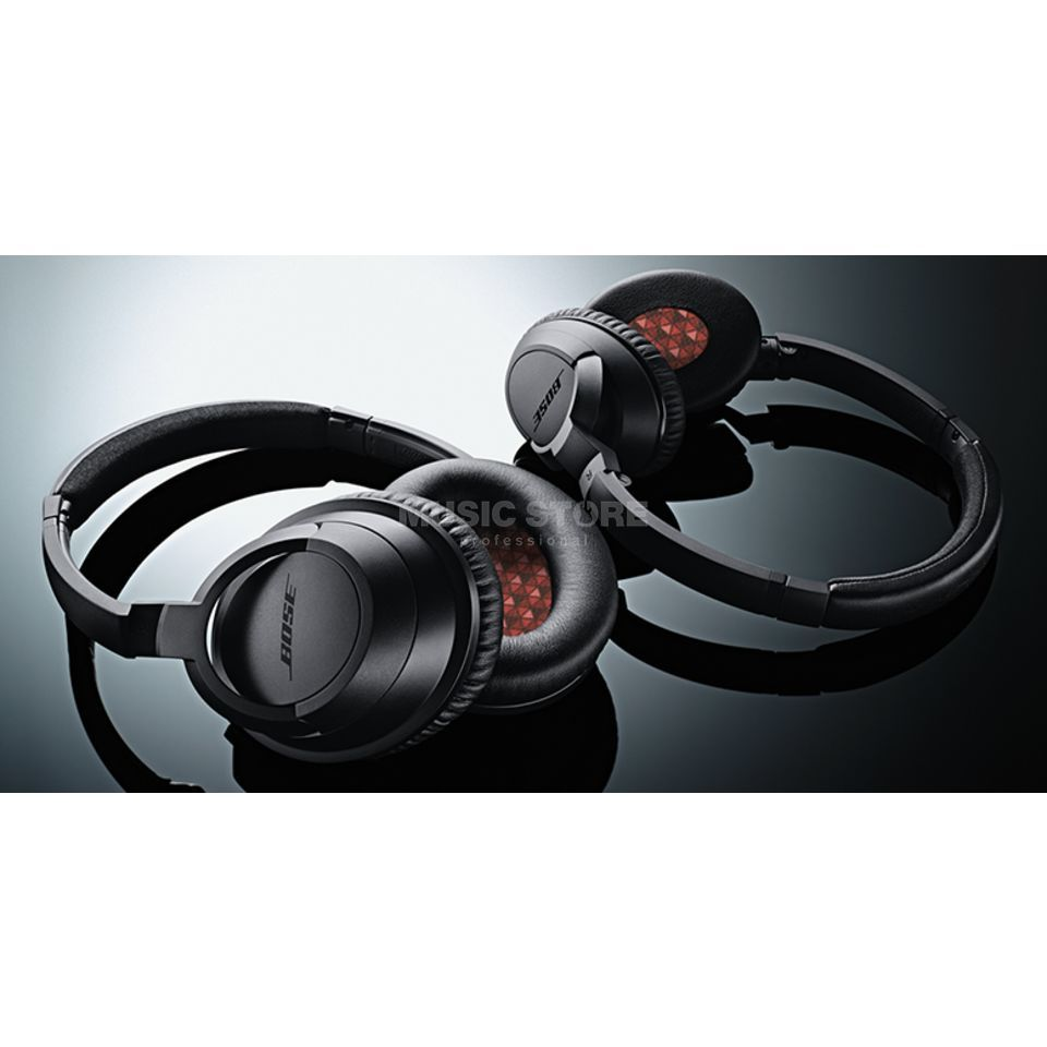 Bose SoundTrue On-Ear, black Headphones, schwarz Produktbild