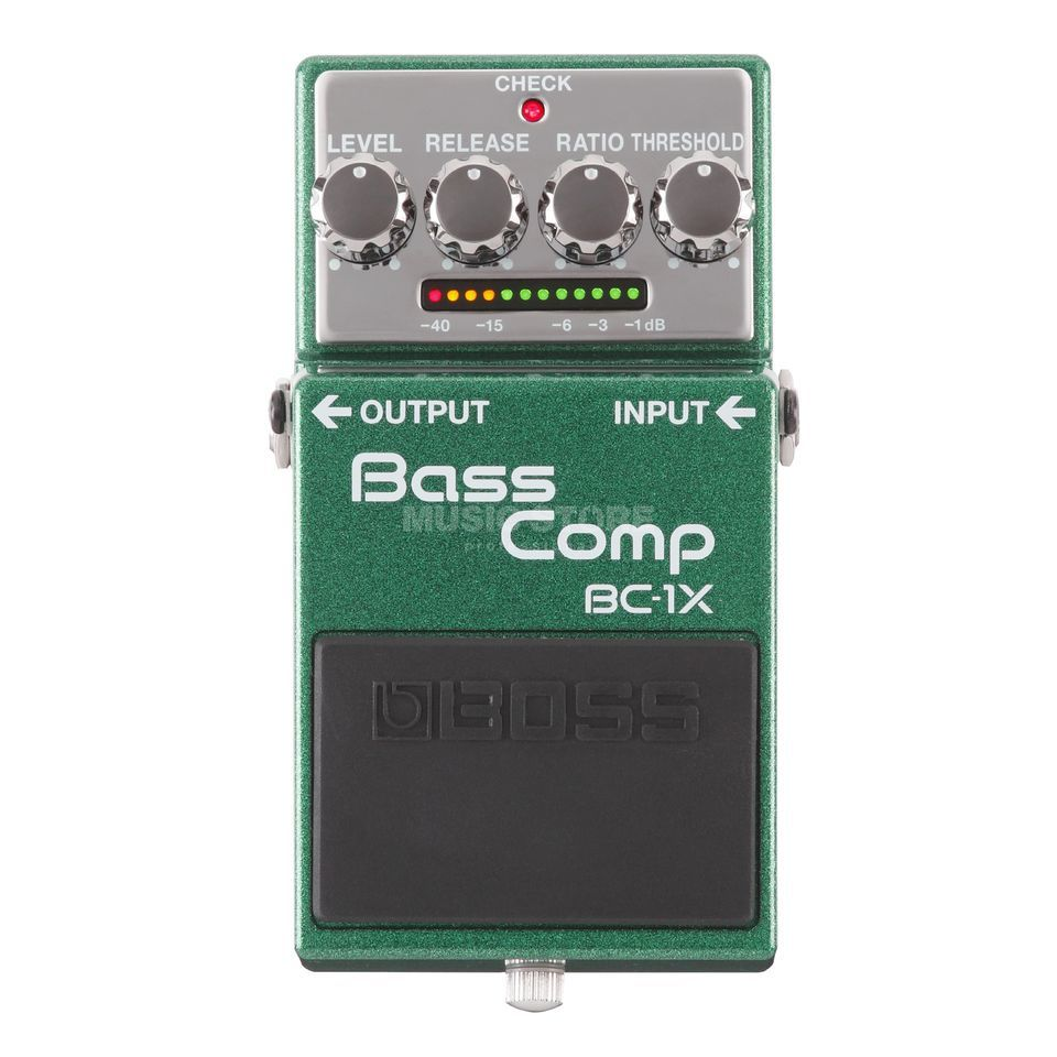 Boss BC-1X Bass Comp Pedal Product Image