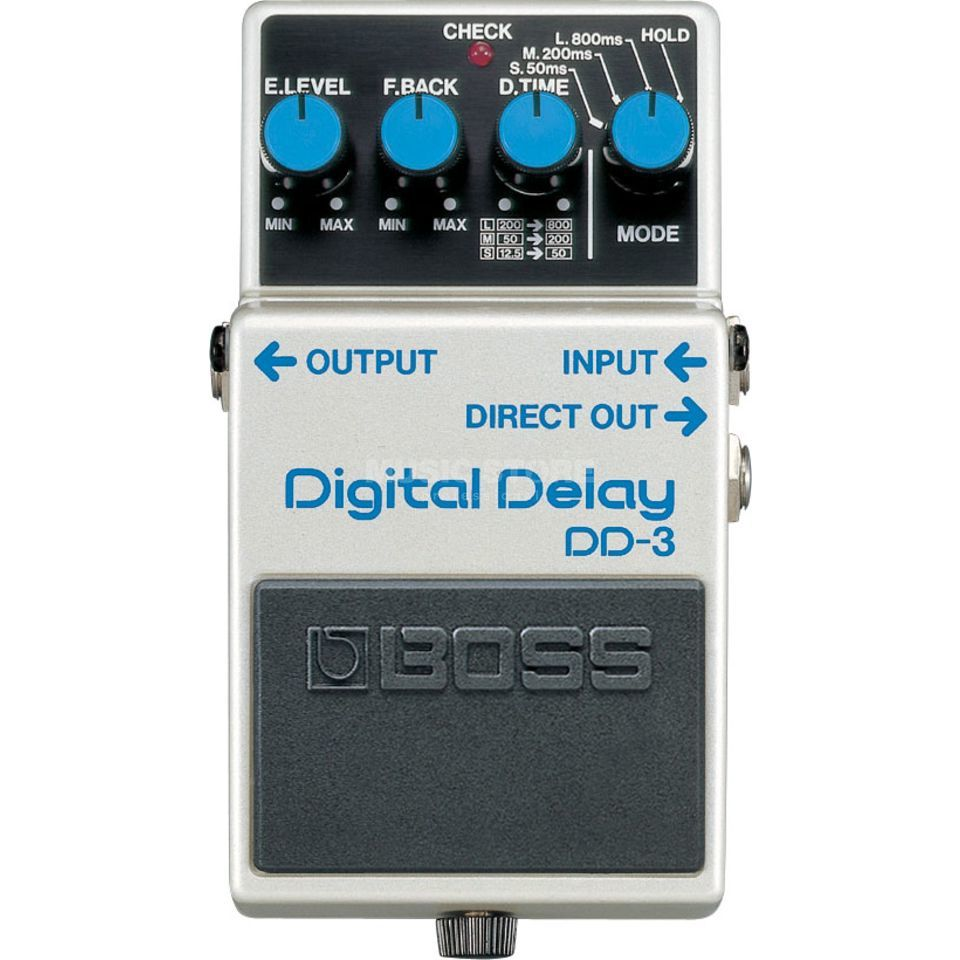 Boss DD-3 Digital Delay Produktbild