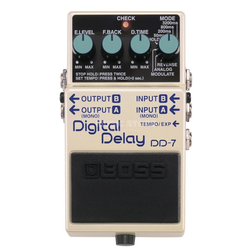 Boss DD-7 Digital Delay Produktbild