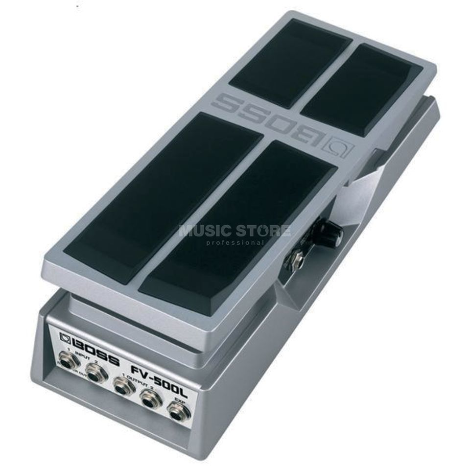 Boss FV-500L Foot Volume Pedal Low Impedance Produktbillede