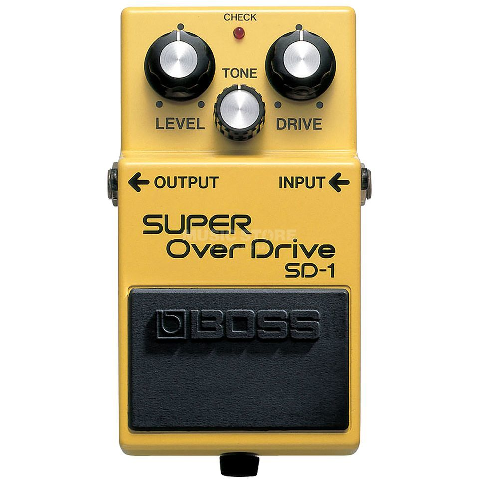 Boss SD-1 Super Overdrive Produktbild