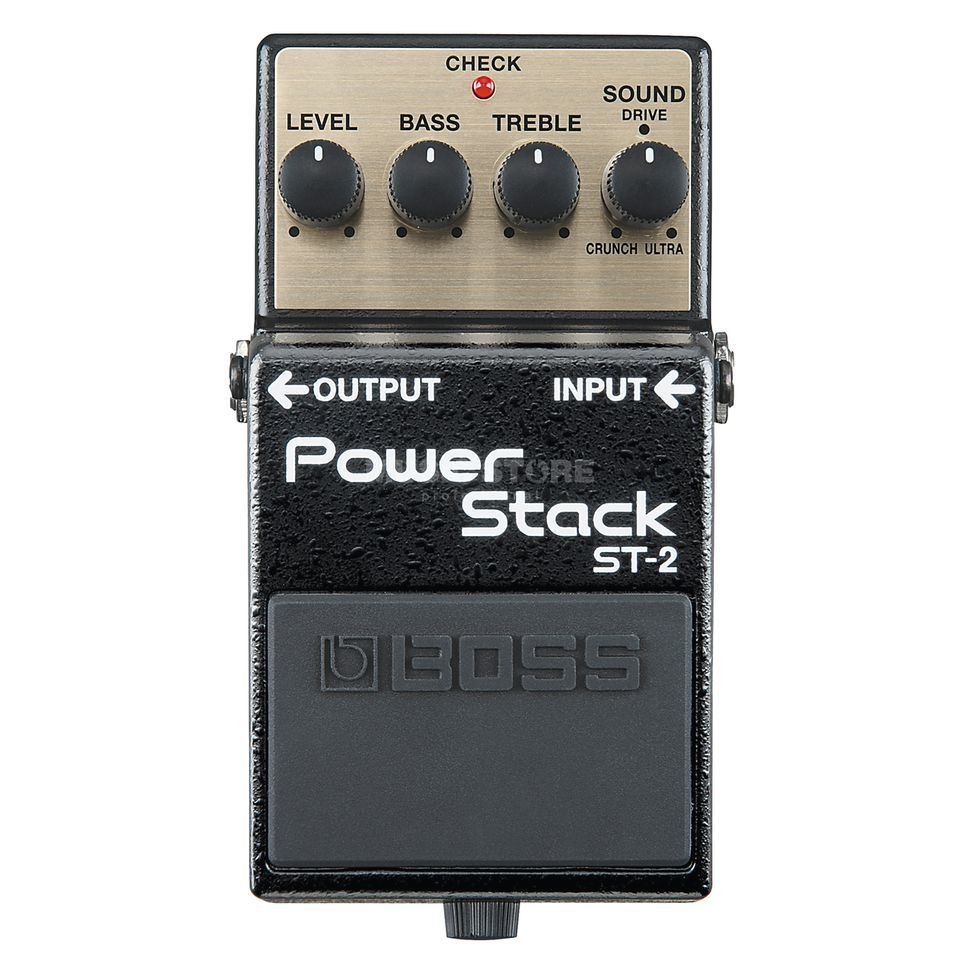 Boss ST-2 Power Stack Pedal    Produktbillede