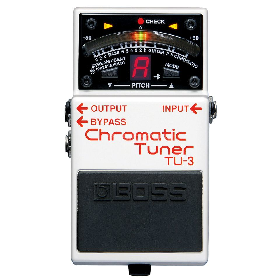 boss tu 3 chromatic stage tuner rh musicstore de boss tu-3 owner's manual boss tu-3 manuale italiano