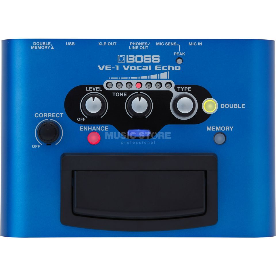 Boss VE-1 Vocal Echo  Produktbild
