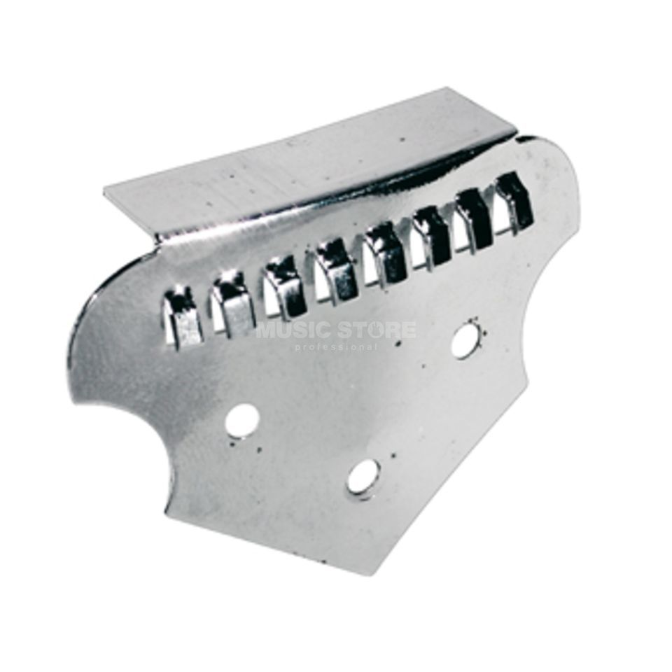 Boston Tailpiece Mandoline Chrom Produktbillede