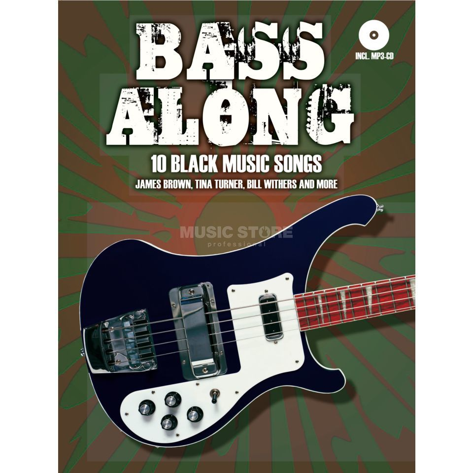 Bosworth Music Bass Along: 10 Funk And Soul Music Songs Produktbillede