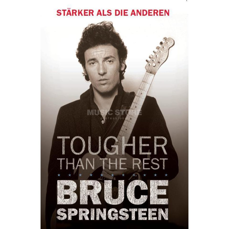 Bosworth Music Bruce Springsteen: Tougher Than The Rest Produktbild