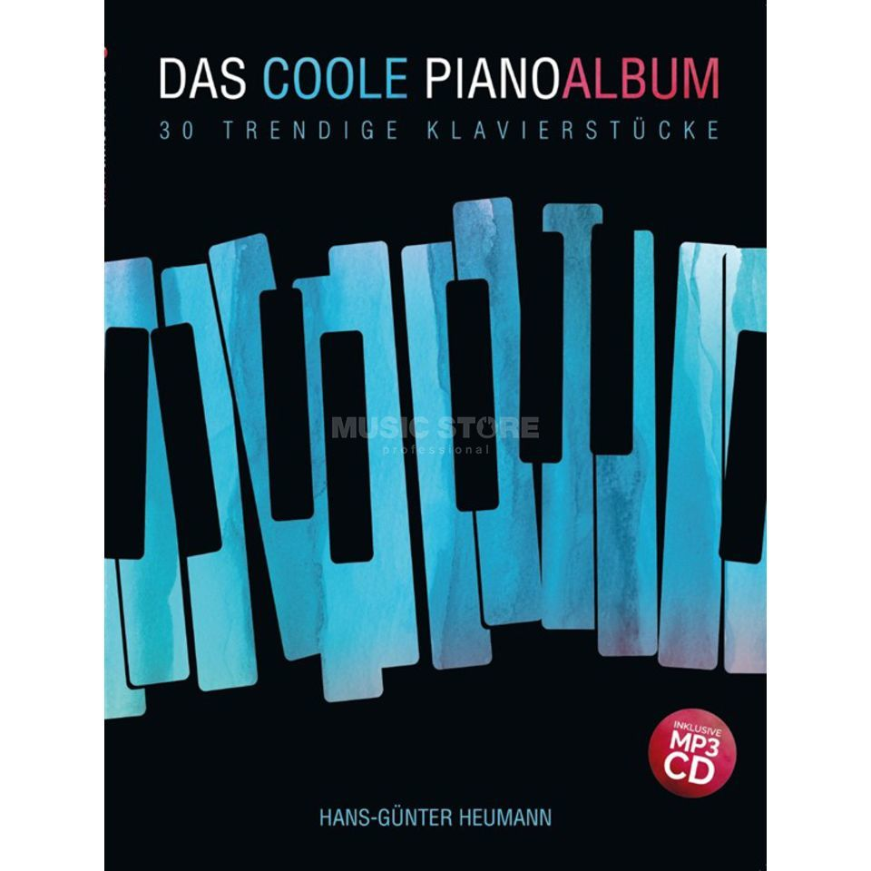 Bosworth Music Das Coole Pianoalbum Produktbillede