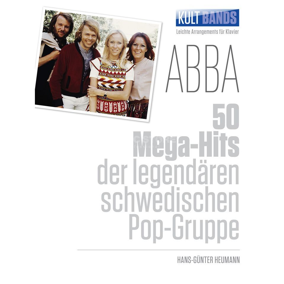 Bosworth Music Kult Bands: ABBA Produktbild