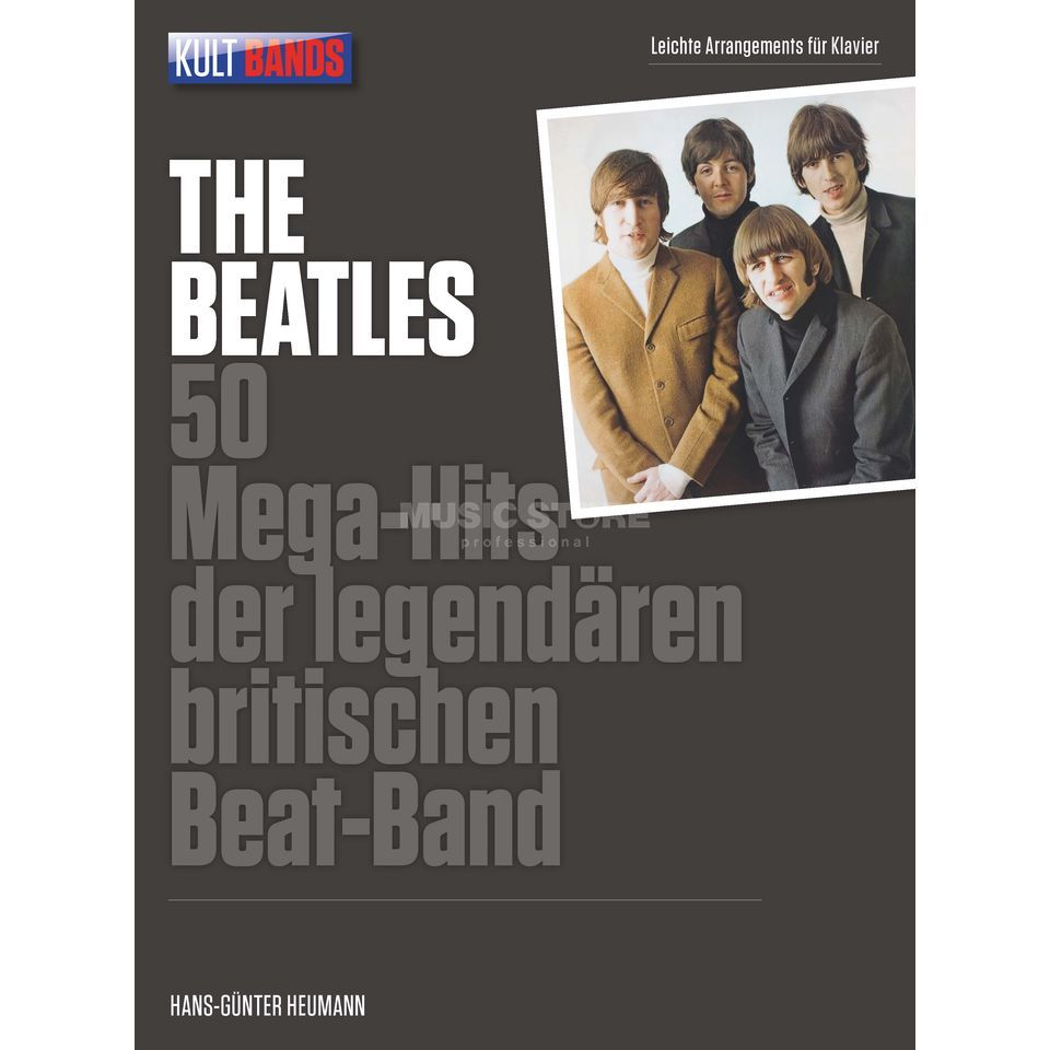 Bosworth Music Kult Bands: The Beatles Produktbild