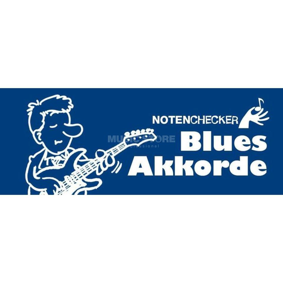 Bosworth Music Notenchecker Blues Akkorde  Produktbillede