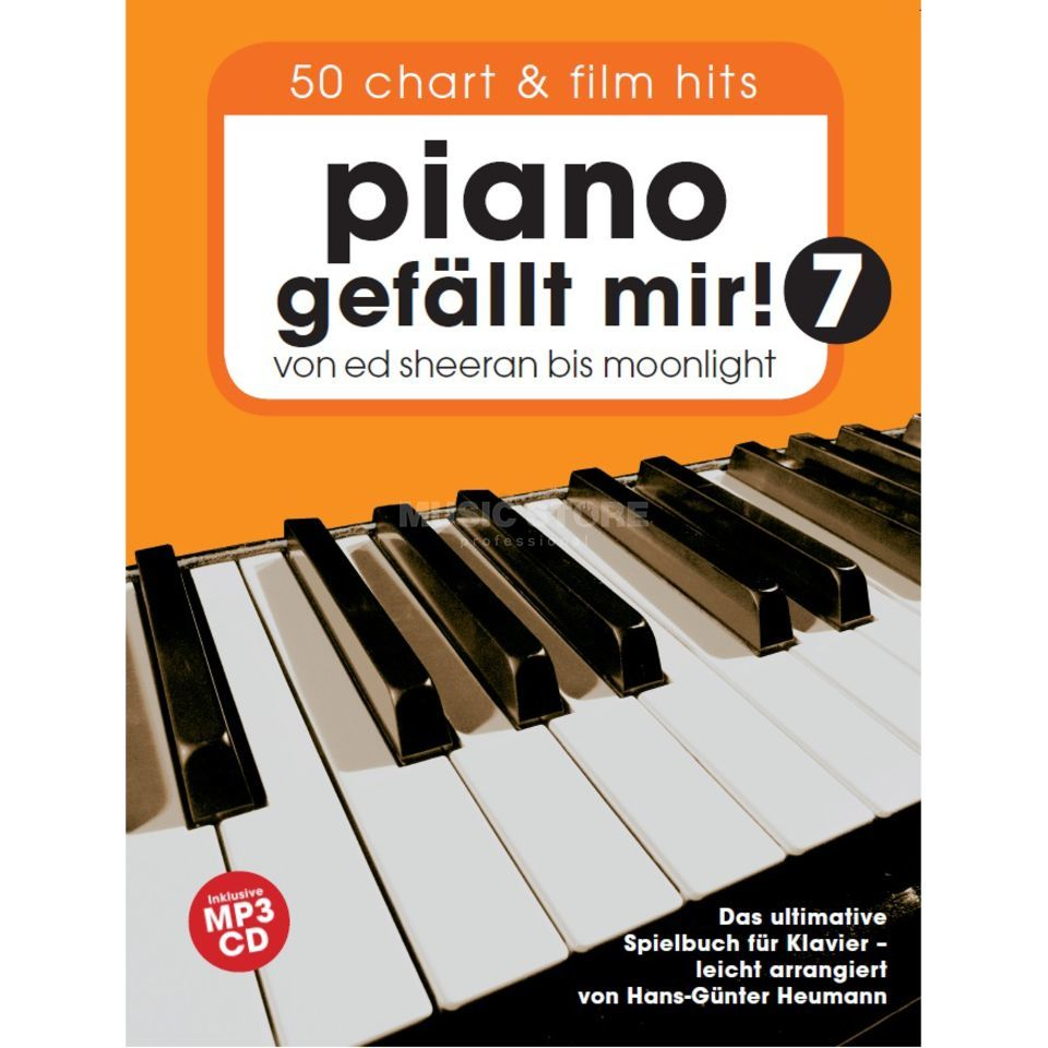 Bosworth Music Piano gefällt mir! 50 Chart & Film Hits 7 Product Image
