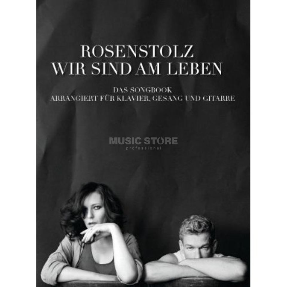 Bosworth Music Rosenstolz: Wir sind am Leben - Songbook Product Image