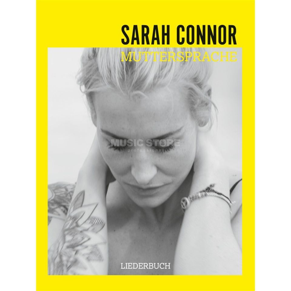Bosworth Music Sarah Connor: Muttersprache Produktbild