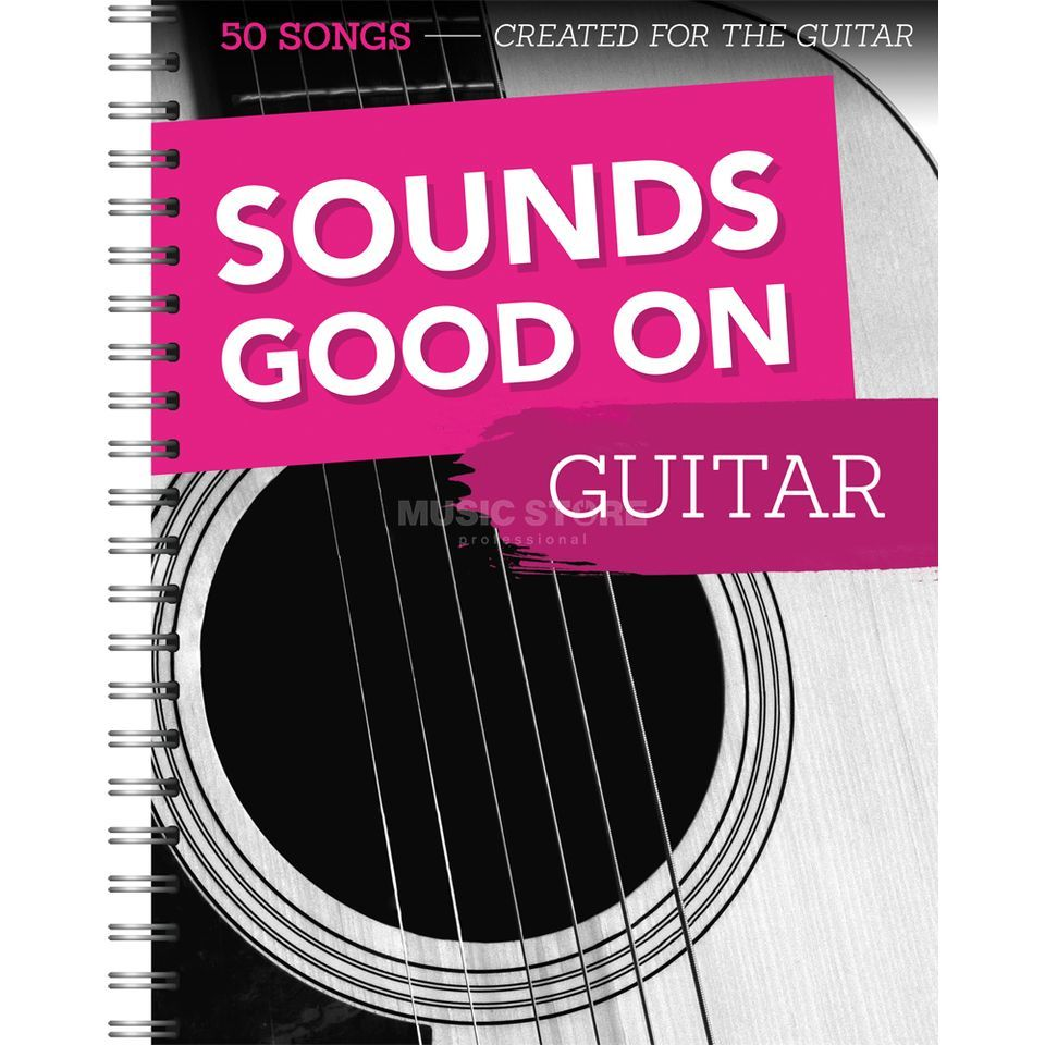 Bosworth Music Sounds Good On Guitar Product Image