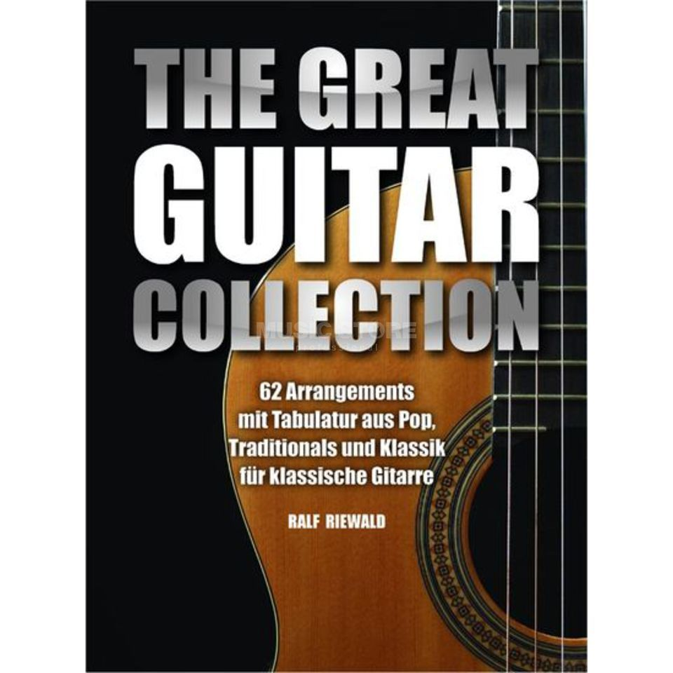 Bosworth Music The Great Guitar Collection Produktbillede