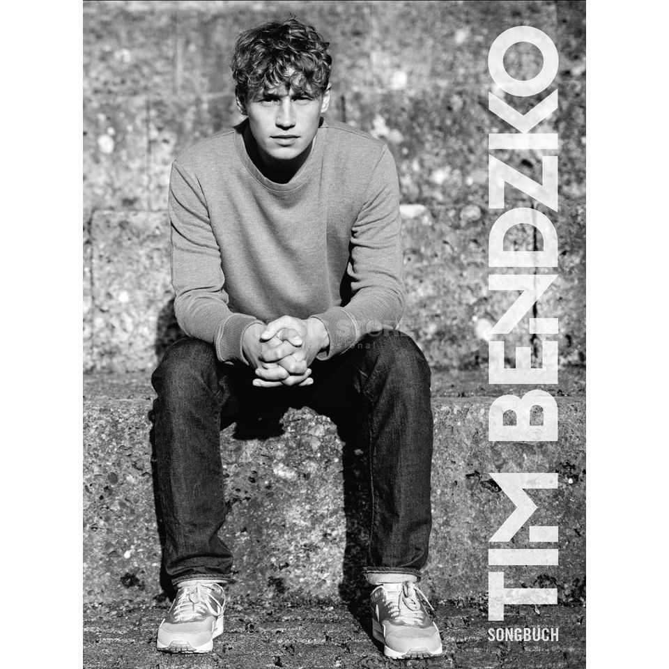 Bosworth Music Tim Bendzko Songbook Produktbild