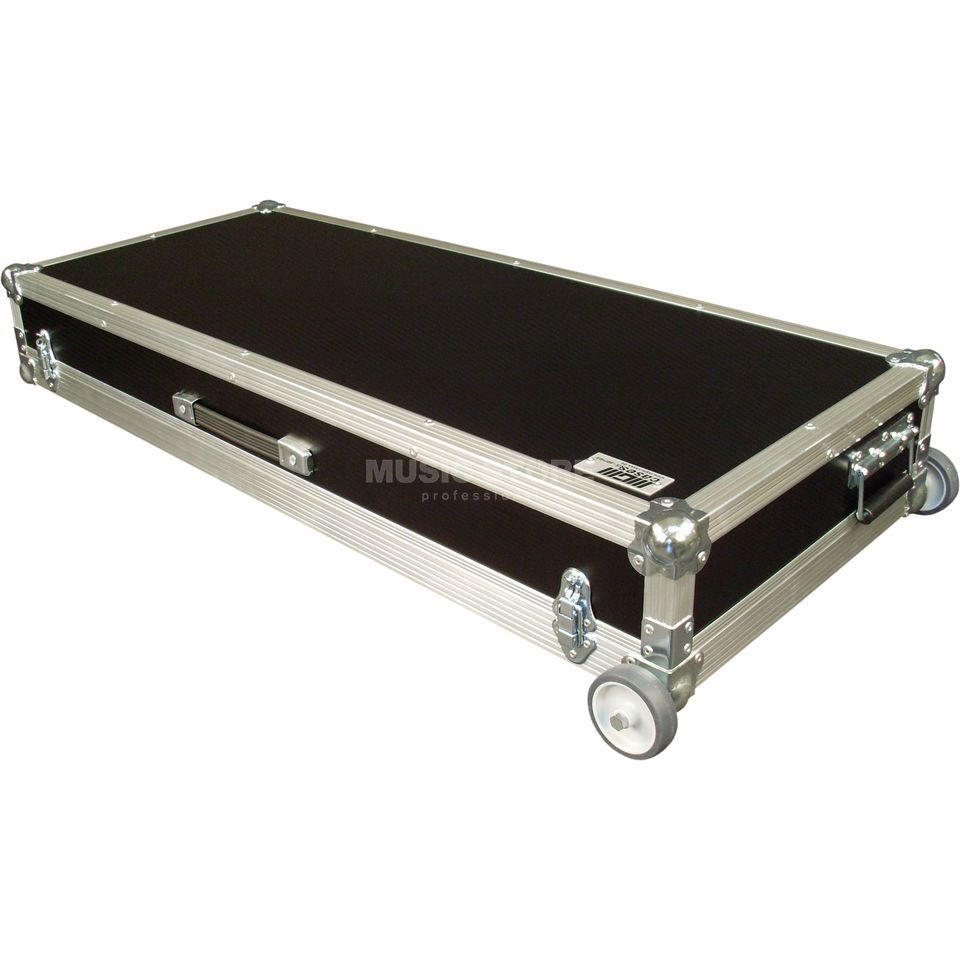 BOXPROFI RS Case YAMAHA P-255 with castors, 1333x351x148mm Produktbillede