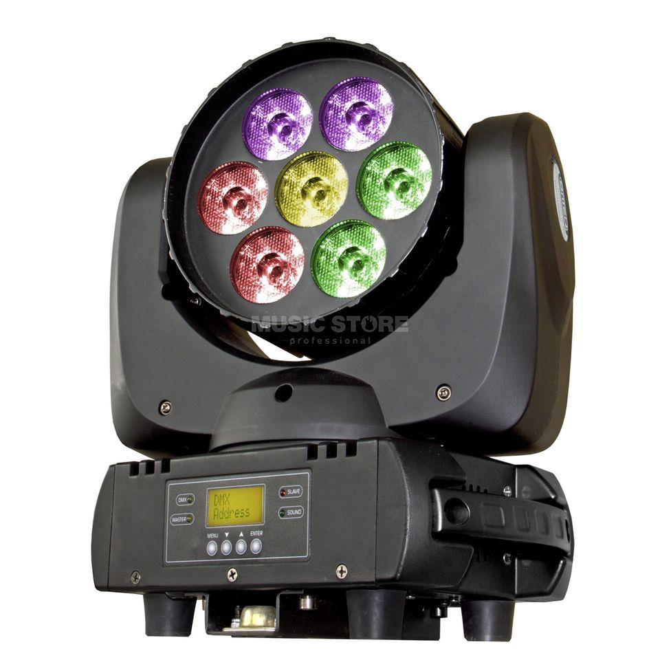 Briteq BT-W07 L12 LED-Movinghead Produktbild