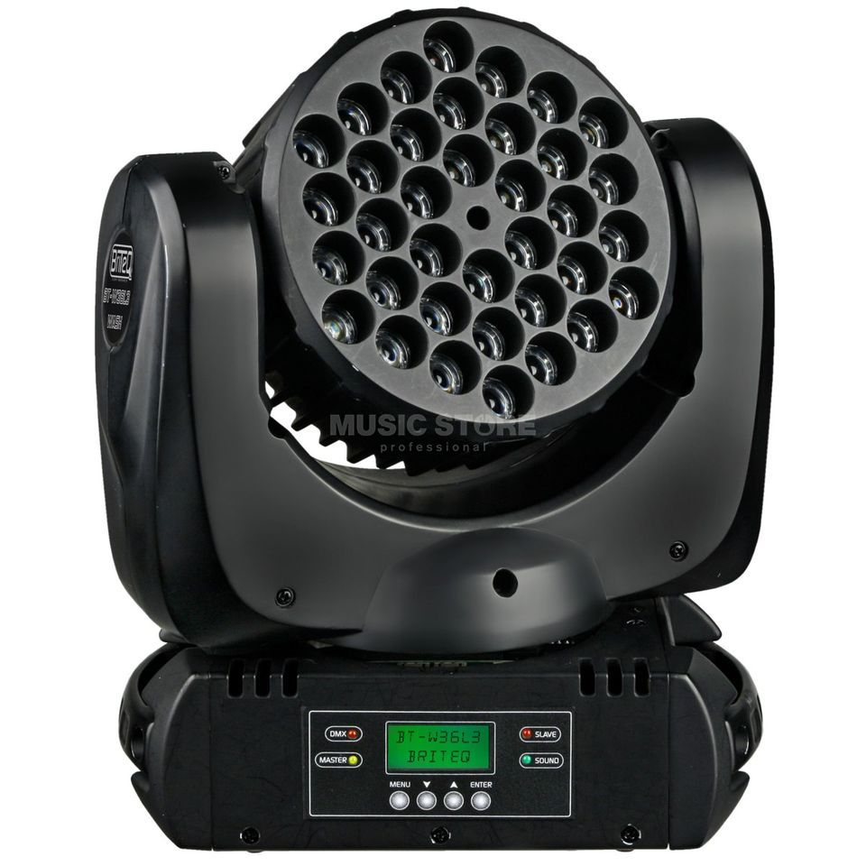 Briteq BT-W36 L3 LED Moving-Wash Produktbild