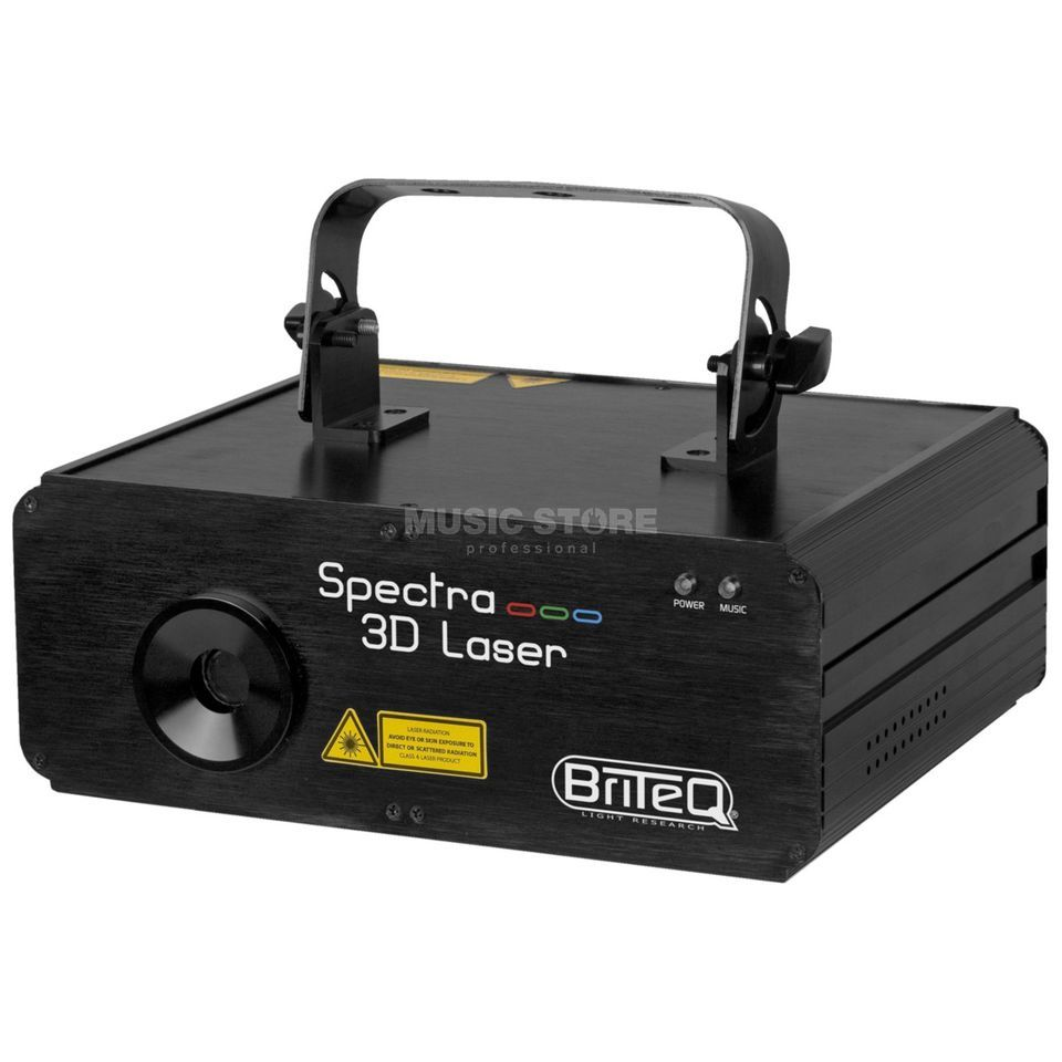 Briteq Spectra-3D Laser  Product Image