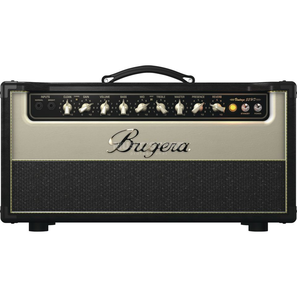 Bugera V55HD Guitar Amplifier Head    Produktbillede