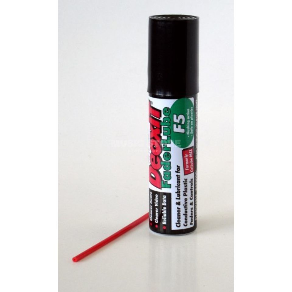 Caig Laboratories Deoxit F5 Mini Kontaktspray 14g, 20ml, Fader Lube Produktbild