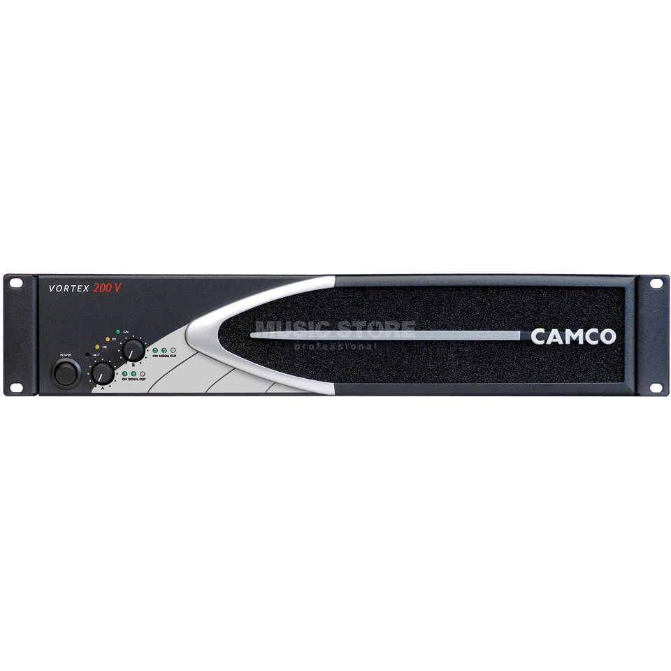 Camco Vortex - 200V Amplifier 2x - 3100 Watt / 4 Ohm Produktbillede