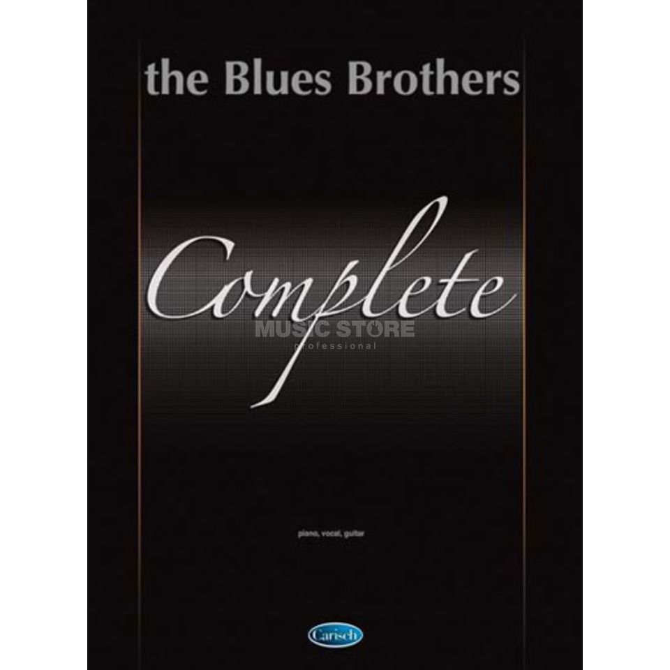 Carisch-Verlag The Blues Brothers Complete Produktbild