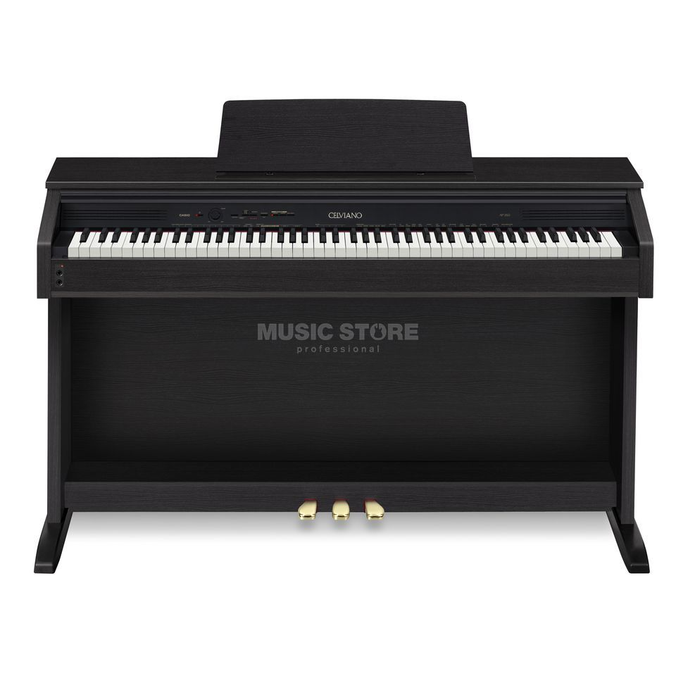 Casio AP 260 B Digital Piano Black Product Image