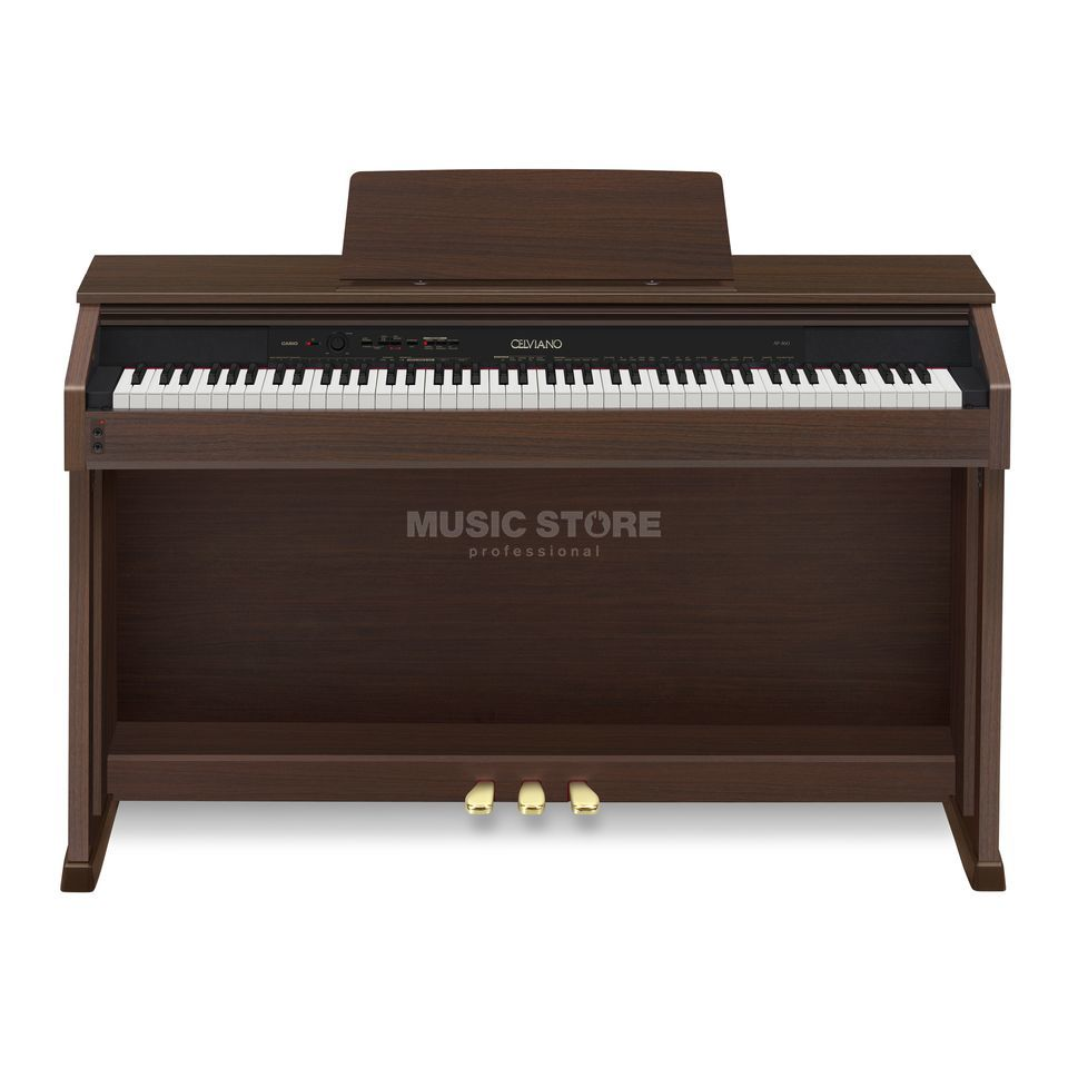 Casio AP 460 BN Digital Piano Brown Produktbillede