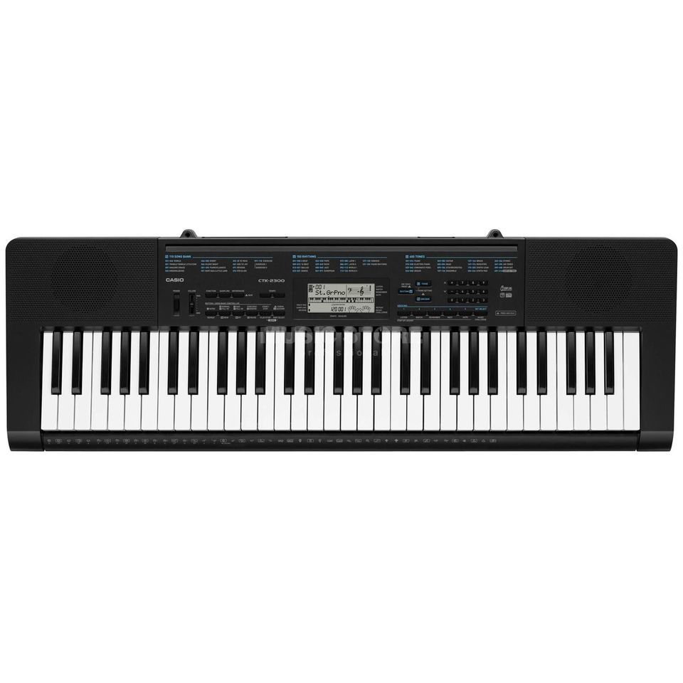 Casio Casio CTK-2300 Beginner Keyboard Produktbild