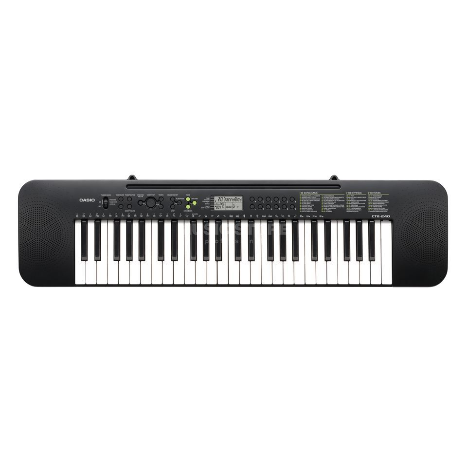 Casio CTK-240 Portable Keyboard 49-note keyboard Produktbillede