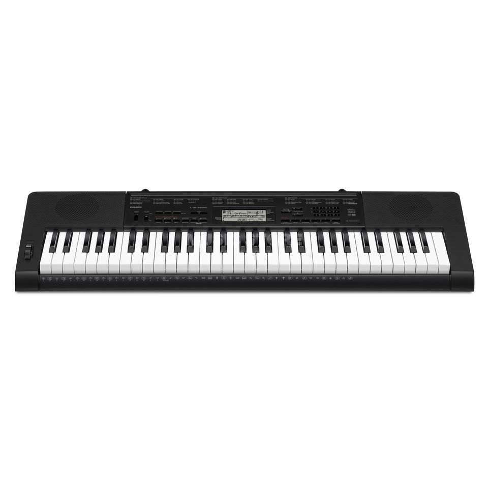 Casio CTK-3200 Keyboard Produktbild
