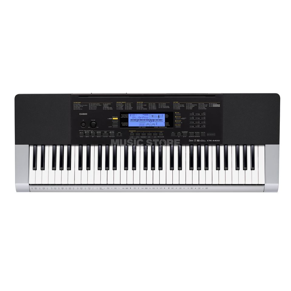 Casio CTK-4400 Digital Keyboard Produktbillede