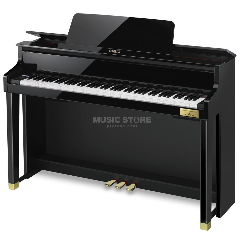 Casio GP-500 Grand Hybrid Digitalpiano Produktbillede