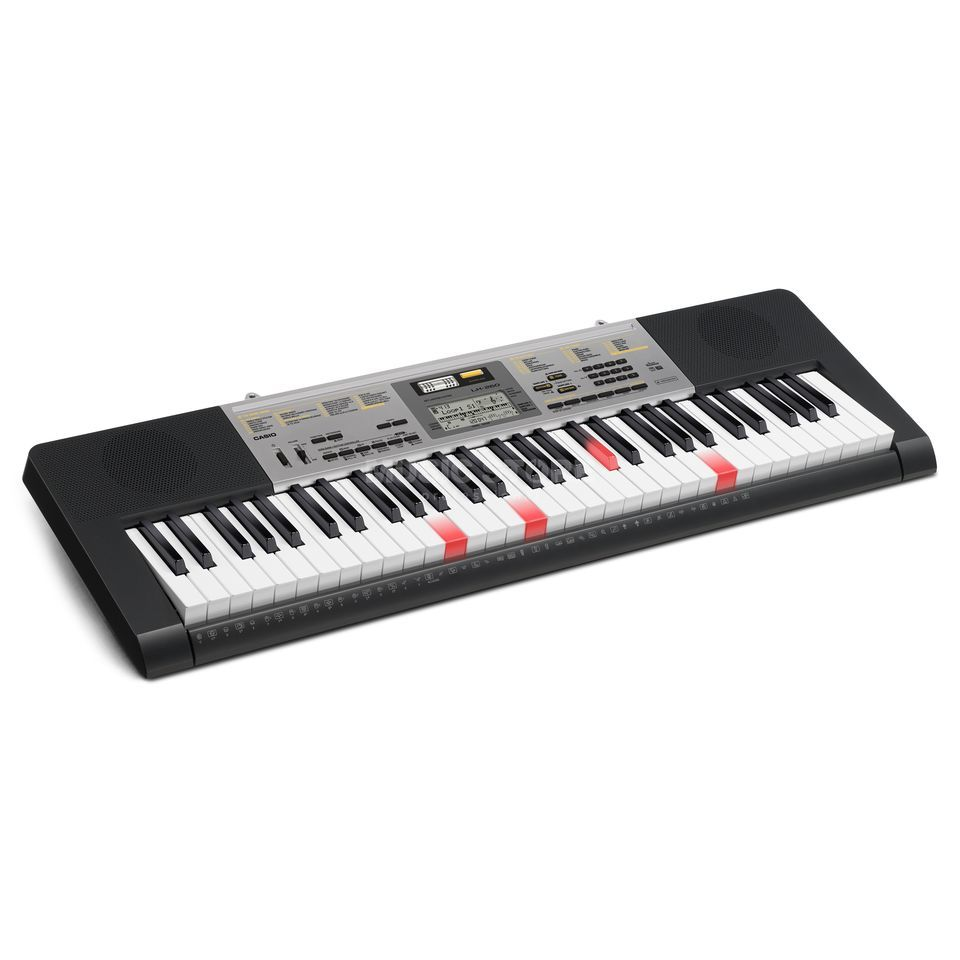 Casio LK-260 keyboard lighted keys Produktbillede