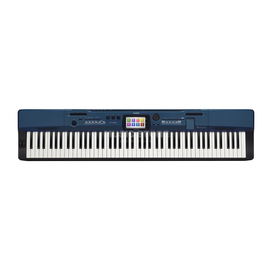 Casio Privia PX 560 BE Digital Piano Blau Produktbild