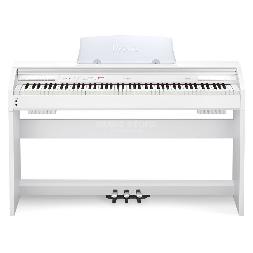 Casio PX 760 WE Digital Piano White Immagine prodotto