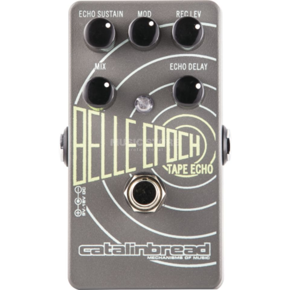 Catalinbread Belle Epoch Tape Echo Produktbillede
