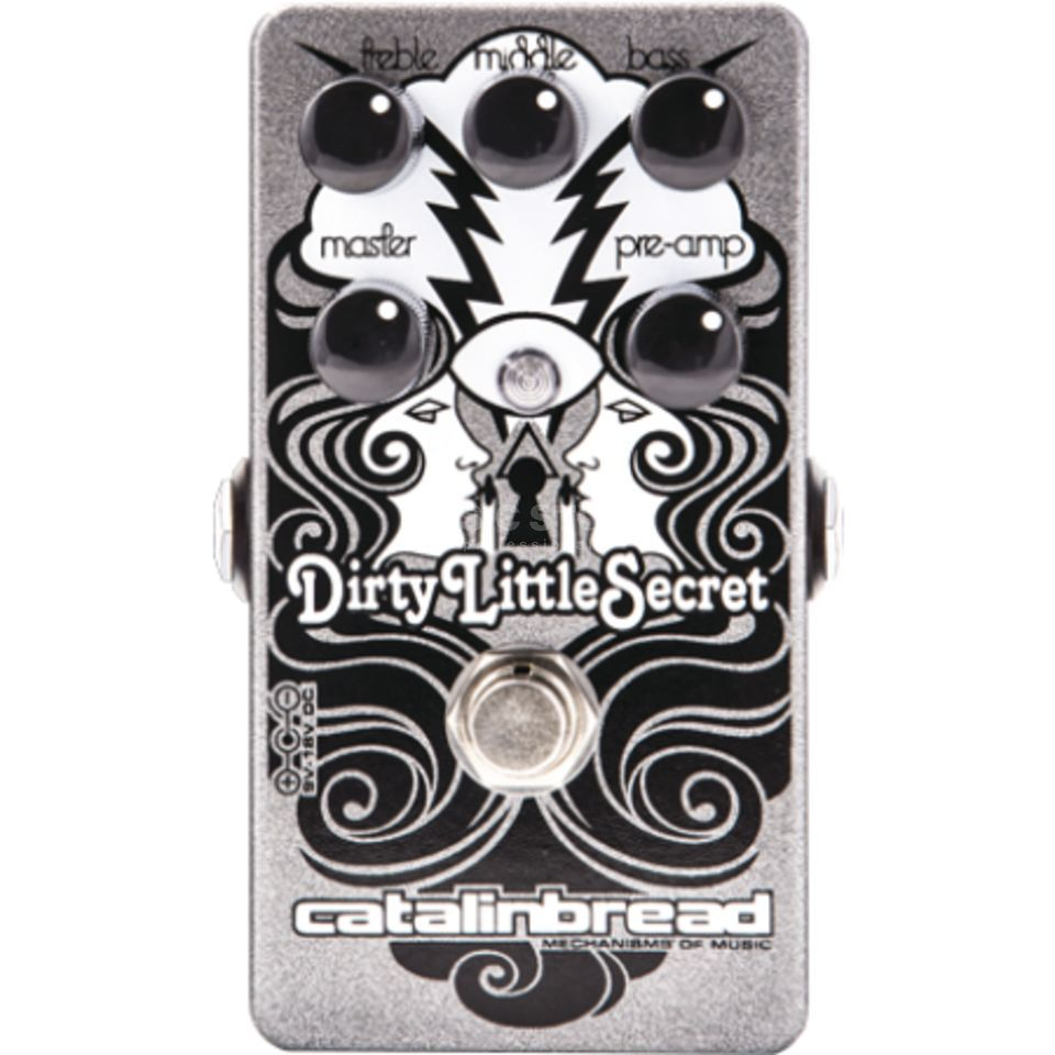Catalinbread Dirty Little Secret MK III Overdrive Produktbillede