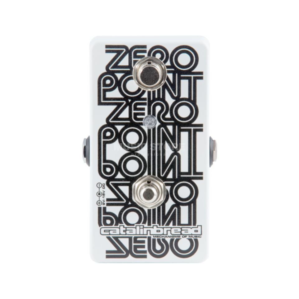 Catalinbread Zero Point Flanger Produktbillede