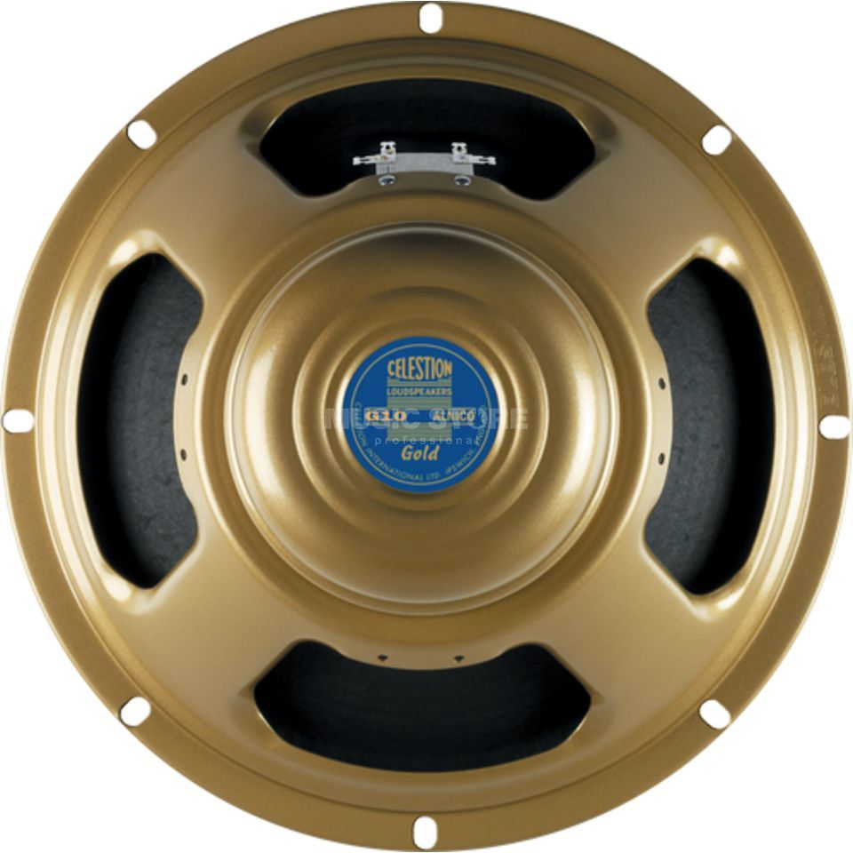 "Celestion G10 Gold 10"" Speaker 15 Ohm Produktbild"