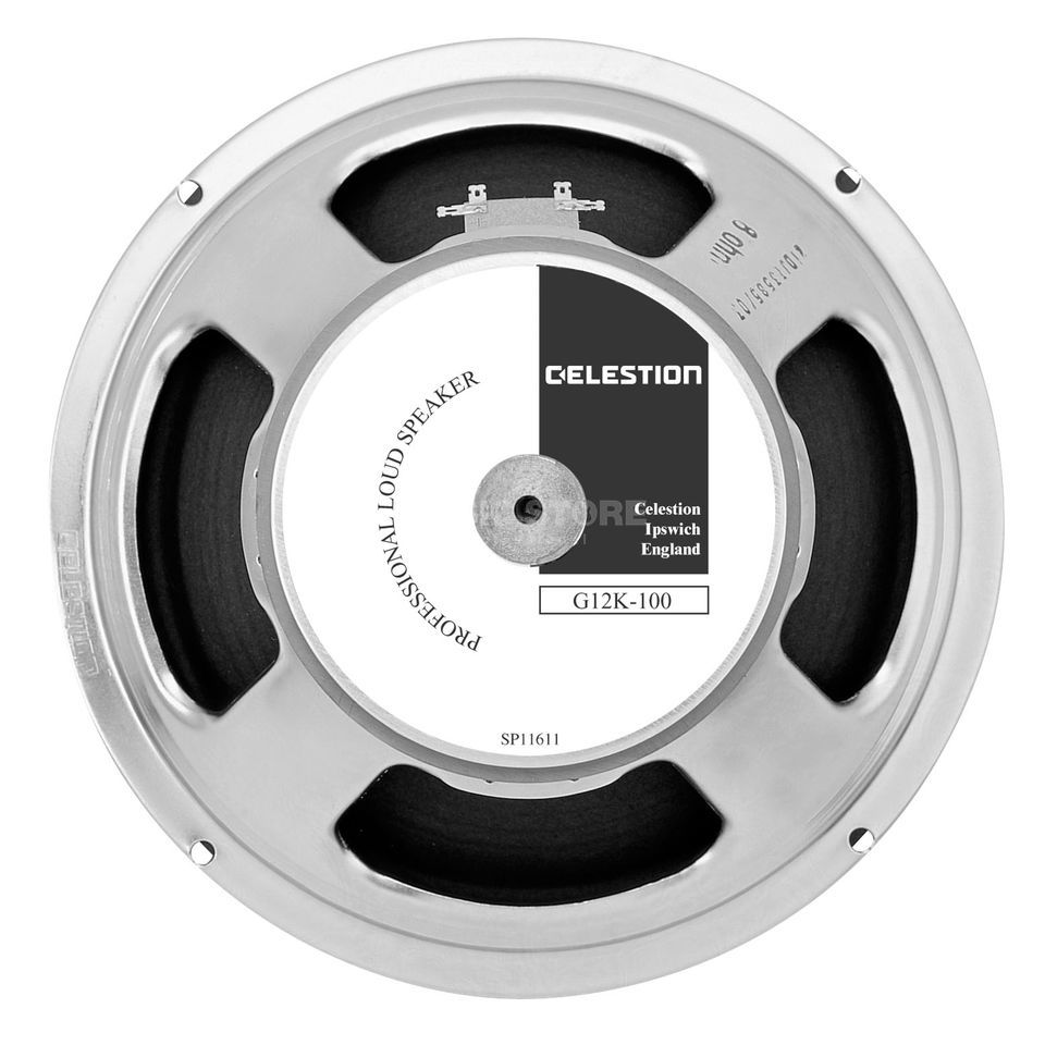 "Celestion G12-K100 12"" Speaker 8 Ohm Classic Series Produktbild"