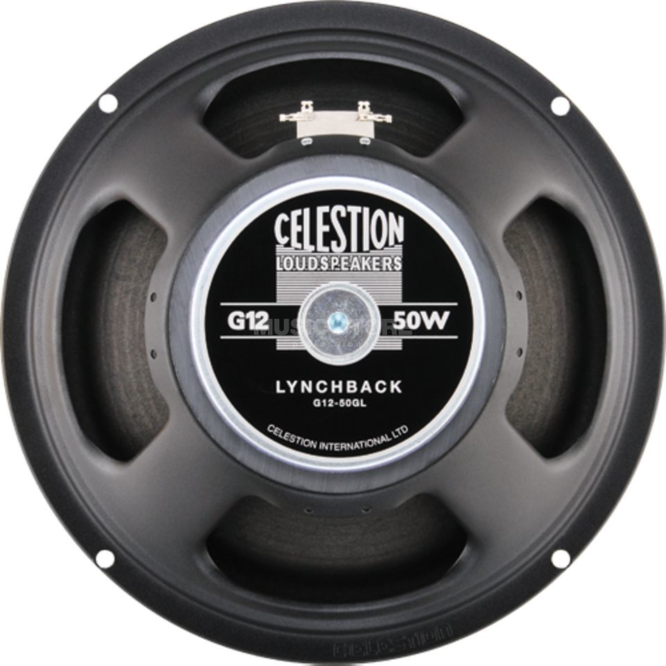 "Celestion G12 Lynchback 12"" Speaker 8 Ohm Produktbillede"