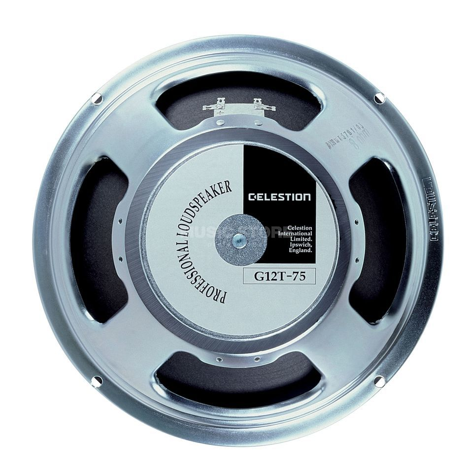 "Celestion G12T-75 12"" Speaker 8 Ohm Classic Series Produktbild"